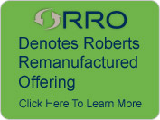 Click Here For More Information About Roberts Remanufactured Offerings